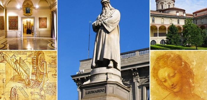 Milan Design Week 2015: The Da Vinci Trail