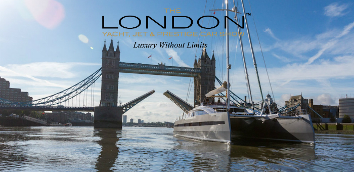 London Yacht Show: The Best of Luxury London Yacht Show The Best of Luxury