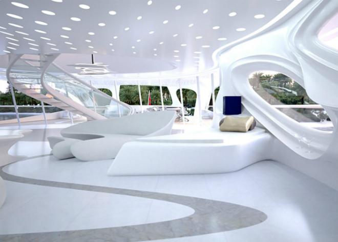 Yacht Concept Zaha Hadid's Jazz Superyacht 3  Yacht Concept: Zaha Hadid's Jazz Superyacht Yacht Concept Zaha Hadids Jazz Superyacht 3