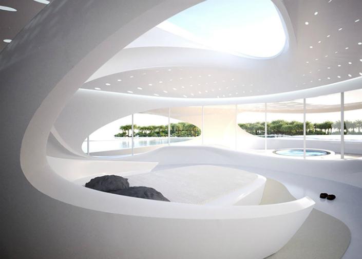 Yacht Concept Zaha Hadid's Jazz Superyacht 7  Yacht Concept: Zaha Hadid's Jazz Superyacht Yacht Concept Zaha Hadids Jazz Superyacht 7