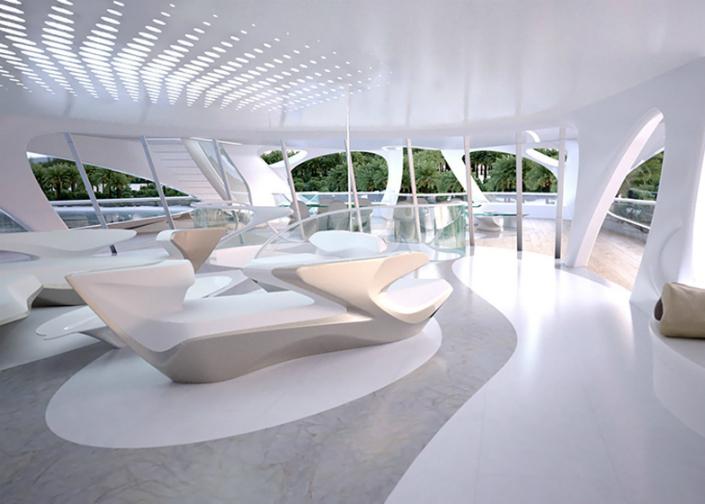 Yacht Concept Zaha Hadid's Jazz Superyacht 8  Yacht Concept: Zaha Hadid's Jazz Superyacht Yacht Concept Zaha Hadids Jazz Superyacht 8