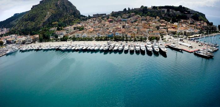 2015 Mediterranean Yacht Show in Pictures