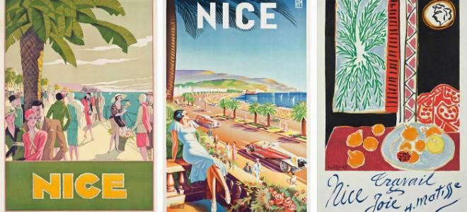 Luxury yacht destination: 6 vintage Mediterranean posters Luxury yacht destination vintage Mediterranean posters 660x300
