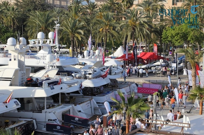 The best photos from Palma Superyacht Show 1  The best photos from Palma Superyacht Show The best photos from Palma Superyacht Show 1