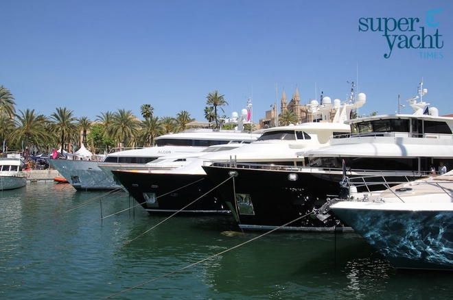 The best photos from Palma Superyacht Show 2  The best photos from Palma Superyacht Show The best photos from Palma Superyacht Show 2