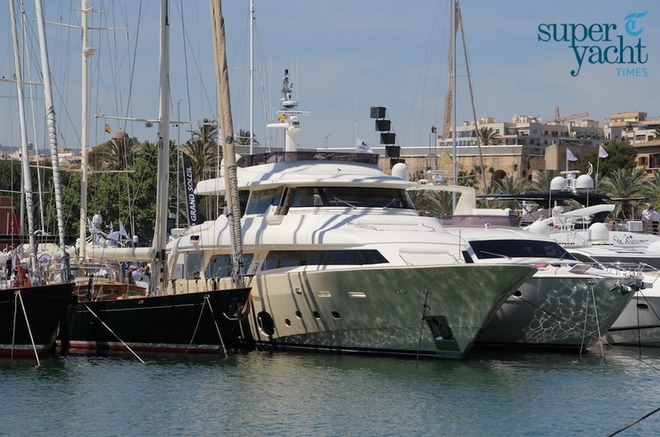 The best photos from Palma Superyacht Show 4  The best photos from Palma Superyacht Show The best photos from Palma Superyacht Show 4