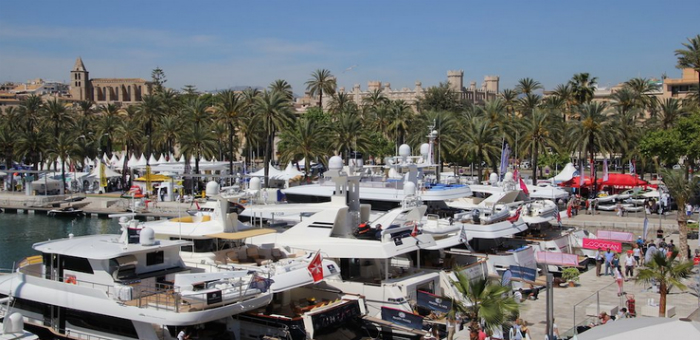 The best photos from Palma Superyacht Show