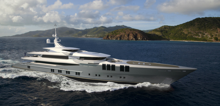 Top Luxury Yachts Designers: Mulder Design
