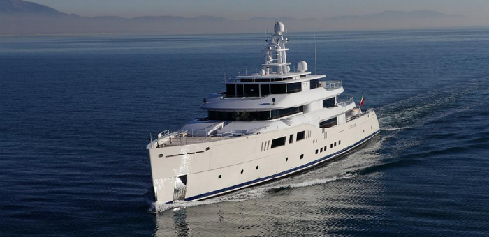 Luxury Yacht of the Week: Grace E luxury yacht of the week grace e