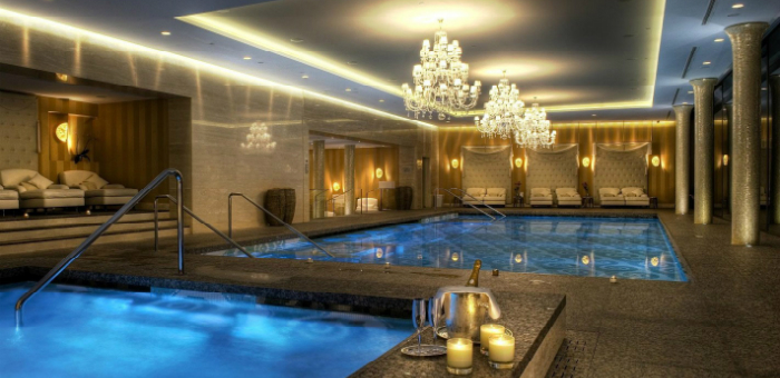 Top 10 Luxury Spas in the World  Top 10 Luxury Spas in the World Luxury Spas