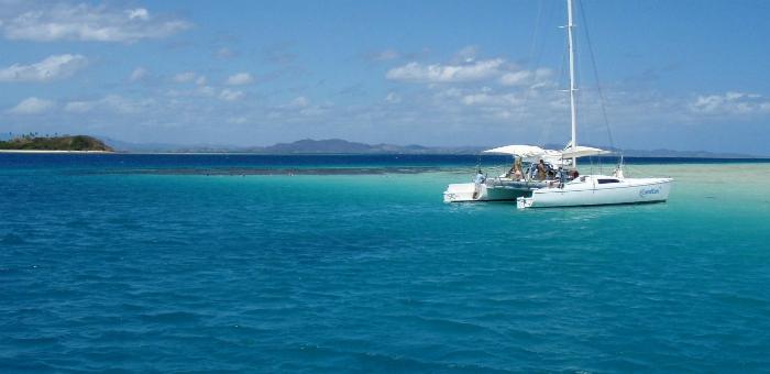 Luxury Yacht Destination – Fiji Island