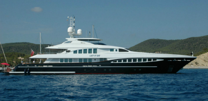 Luxury Yacht of the Week – Let It be