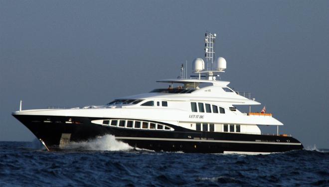 Luxury Yacht of the Week - Let It be 2   Luxury Yacht of the Week – Let It be Luxury Yacht of the Week Let It be 2