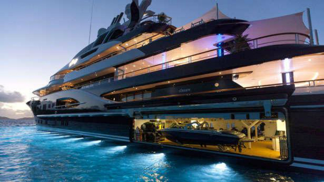 Top 5 Exterior Designers Of Largest Superyachts 1