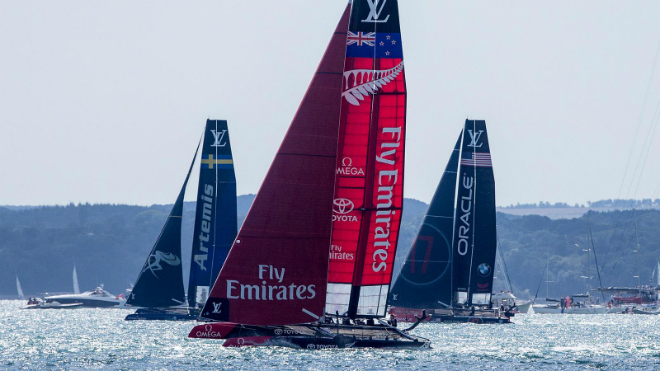 7 best photos from the america's cup world series 7 best photos from the americas cup 1