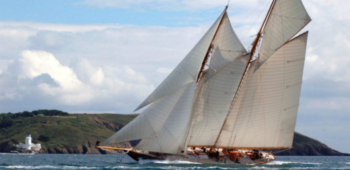 Probably, these are the most beautiful sailing yachts ever