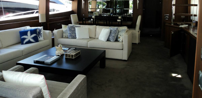 Top 3 luxury yachts interiors of multimillionaires
