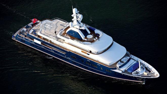 Top 5 Luxury Yacht helicopter decks 3  Top 5 Luxury Yacht helicopter decks Top 5 Luxury Yacht helicopter decks 3