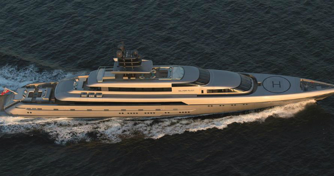 The 5 Largest Superyachts at Monaco Yacht Show 2015 6  The 5 Largest Superyachts at Monaco Yacht Show 2015 The 5 Largest Superyachts at Monaco Yacht Show 2015 6