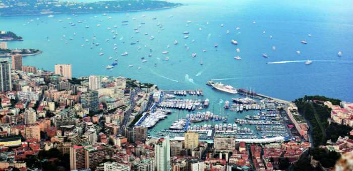 The first pictures of Monaco Yacht Show 2015 The first pictures of Monaco Yacht Show 2015 1