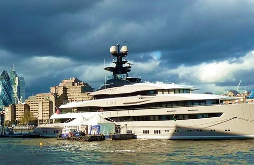 7 Must See Yachts at Fort Lauderdale Boat Show 2015  7 Must See Yachts at Fort Lauderdale Boat Show 2015 14310 london yacht jet and prestige car show set to further london as a superyacht hub 500x325