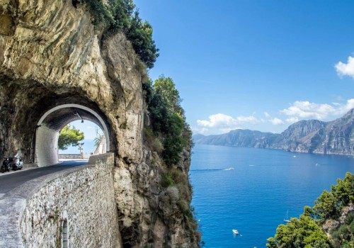8 OF THE BEST COASTAL ROADS TO DRIVE  8 OF THE BEST COASTAL ROADS TO DRIVE Topflight Italy Sorrento Amalfi 20 t9myus 500x350