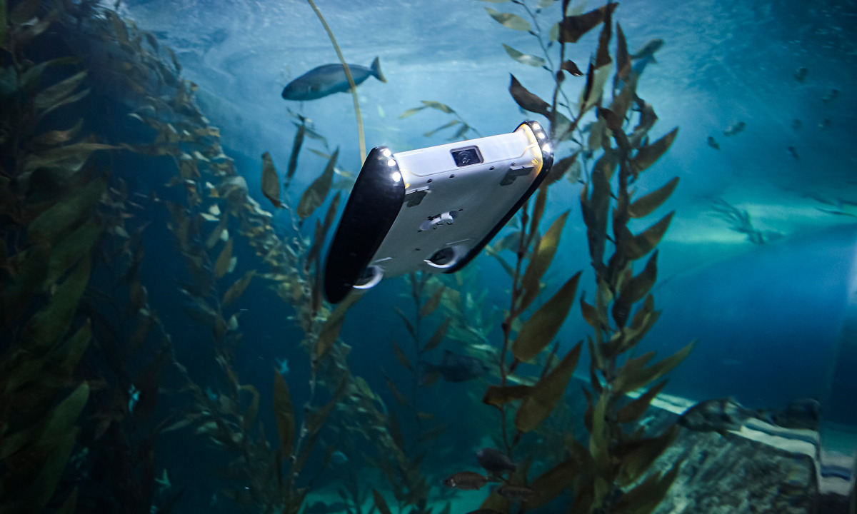 8 YACHTING START-UPS TO INVEST IN NOW david lang openrov trident drone explores underwater