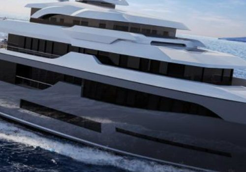 RMK Marine launches a new superyacht: the 55 metres XXL