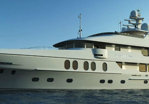 The Phenomenal Superyacht Chasseur by Christensen Yachts