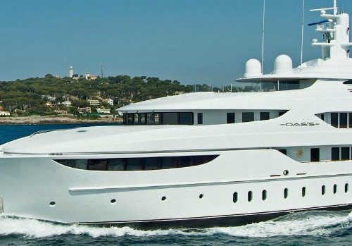 The Most Luxurious Yachts Owned by Celebrities