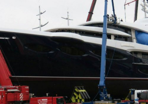 Luxury Yachts: Oceanco Just Released The New Superyacht Y715