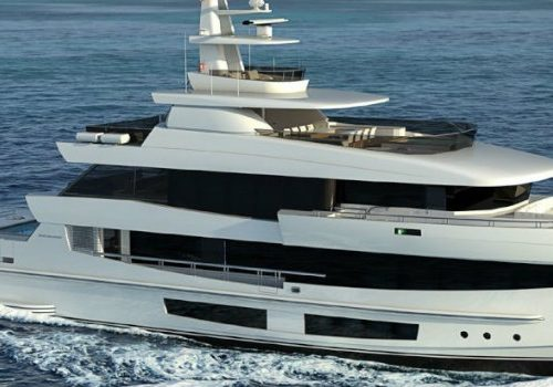 Luxury Yachts: Introducing the Thrilling M42 Atlas Superyacht