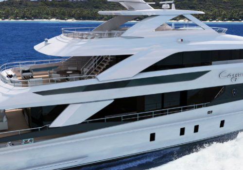 Luxury Yachts Interiors – Heesen's Project Cayman