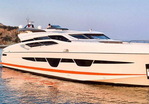 Luxury Yachts Interiors: Meet Numarine's 105 HT