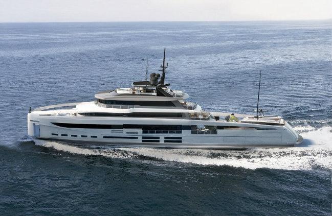 Sport Utility Yacht sport utility yacht Luxury Yachts Presents the Greatest Sport Utility Yacht Oceanemo 55 m 1