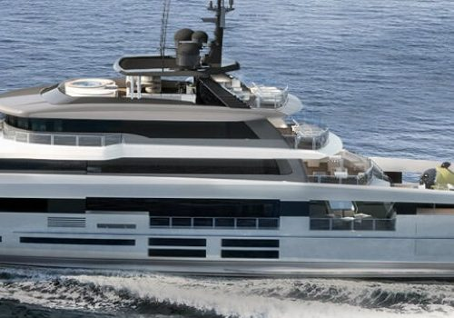 Luxury Yachts Presents the Greatest Sport Utility Yacht
