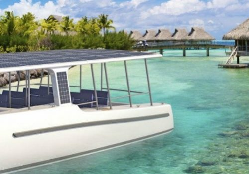Soelcat 12: A Luxurious Solar Powered Yacht