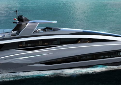 Take a Glimpse at The Tecnomar EVO 115 by Italian Sea Group