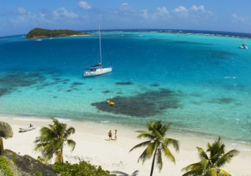Luxury Yacht Destination – The Caribbean Islands caribbean islands Luxury Yacht Destination – The Caribbean Islands Tobago Cays 1 500x350