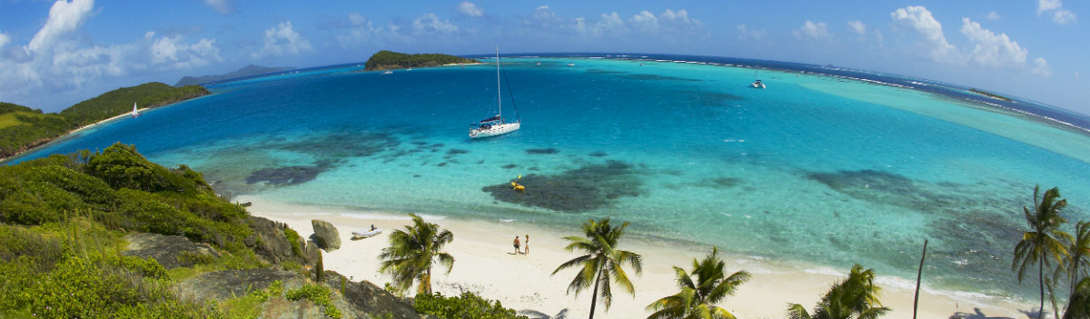 tobago-cays caribbean islands Luxury Yacht Destination – The Caribbean Islands Tobago Cays 1