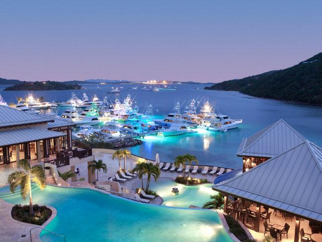 british-virgin-islands caribbean islands Luxury Yacht Destination – The Caribbean Islands british virgin islands