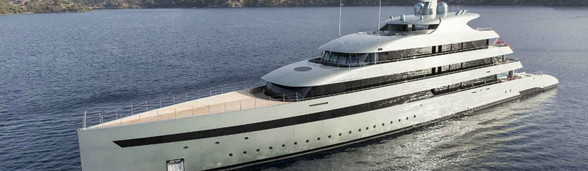 feadships Luxury Yachts Presents the Luxurious 96m Vertigo by Feadships fimage