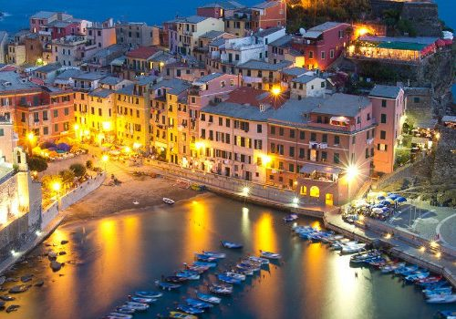 Spend Your Holidays in the Fabulous Italian Riviera Tour