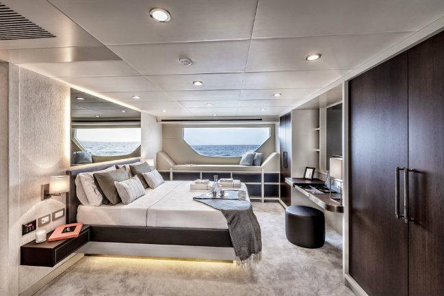 105_ht numarine Luxury Yachts Interiors: Meet Numarine's 105 HT numarine 105 ht