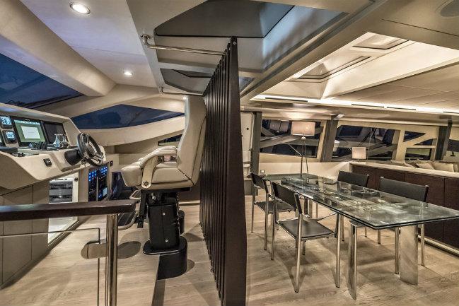 numarine_105_ht_7 numarine Luxury Yachts Interiors: Meet Numarine's 105 HT numarine 105 ht 7