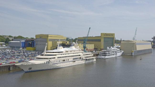 al-said-superyacht largest superyachts Be Amazed by the World's Largest Superyachts al said superyacht