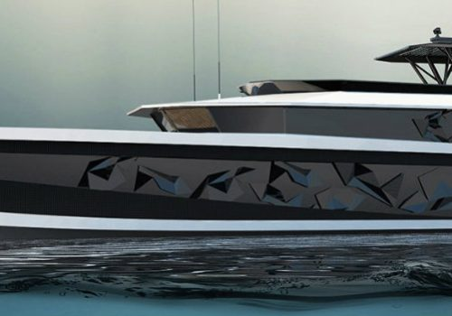 Be Mesmerized by the Resistance of the New Black Iceberg Concept