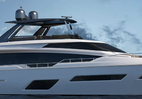 Ferretti Yachts 780 is Set to Dominate the Yachting Industry Come 2017