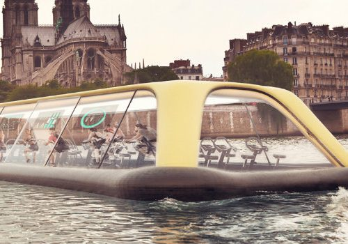 The Navigating Gym Project in Paris Will Blow Your Mind Away