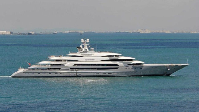 ocean-victory-superyacht largest superyachts Be Amazed by the World's Largest Superyachts ocean victory superyacht
